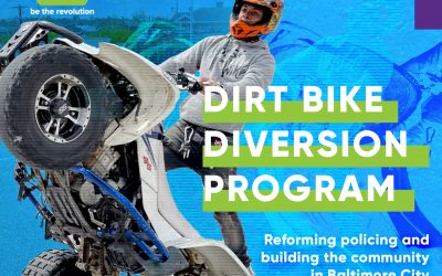 We Are Proud to Announce:  THE DIRT BIKE DIVERSION PROGRAM